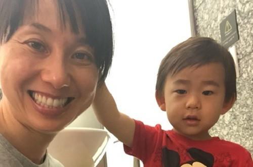 東尾理子 第二子 ゴルフ 妊娠 子供