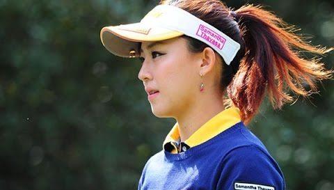 香妻琴乃 美人 女子ゴルファー プロフィール 調子