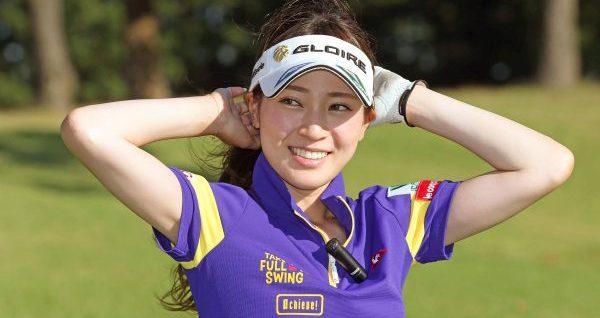 日本 女子ゴルフ 美人 渡邉