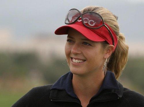 女子ゴルファー 美人 海外 アメリカ